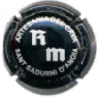 ROSMAS-RM PLATEADA F/NEGRO