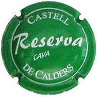 CASTELL DE CALDERS--V.29228-X.103720