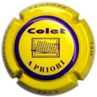 JOSEP COLET ORGA-V.12835-X.36256