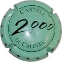 CASTELL DE CALDERS--V.16143-X.49978