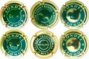 RONDEL-V.3250 A 3255--X.01980* CL. 6 PL
