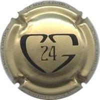 CELLER MARIOL--X.73195 GOLD 24